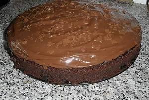 Rezept Schneller Kuchen : schneller kirsch nougat kuchen rezept mit bild ~ A.2002-acura-tl-radio.info Haus und Dekorationen