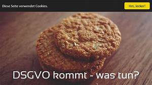 Was Bedeutet Cookies : dsgvo kommt was bedeutet das f rs e mail marketing ~ Orissabook.com Haus und Dekorationen