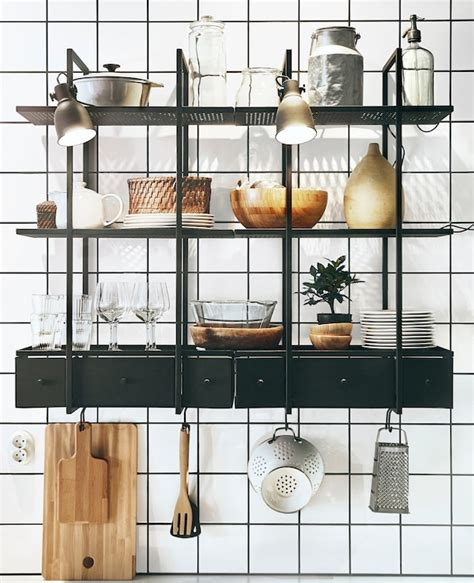tips   modern swedish kitchen ikea