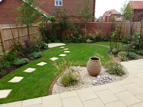 selection  small garden designs  weve completed
