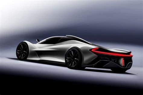 """McLaren """"BP23"""" by MSO : La McLaren F1 de demain ..."""