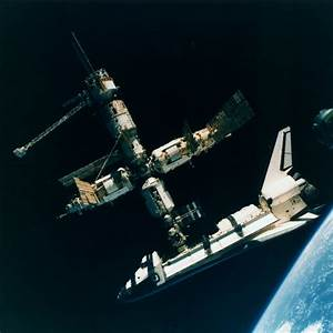 The Russian Space Program - In the 1980's: The MIR Space ...