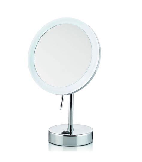 ladaire a led sur pied miroir grossissant x 5 lumineux led rond sur pied orientable wadiga