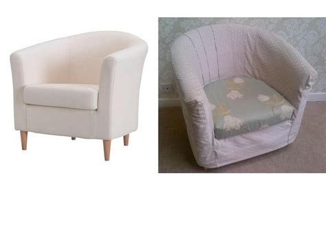 ikea tullsta chair cover diy ikea tullsta chair before after recovering my