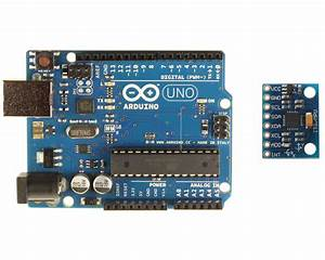 Wiring A Gy-521 To An Arduino Uno R3