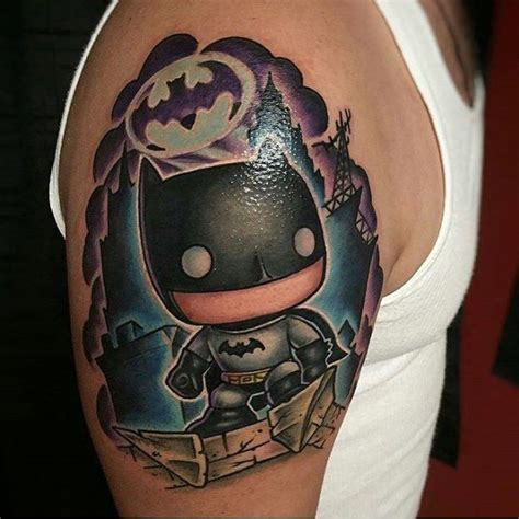 cool batman tattoo designs  men  supercharged style