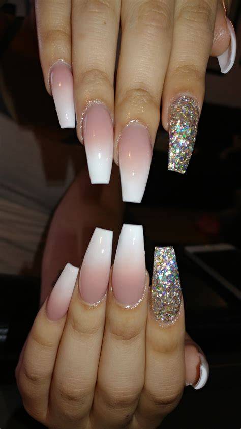inspiring nails art  long nails   acrylic