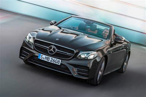 Mercedesamg E53 Coupé Y Cabrio Híbridos De Alto Rendimiento