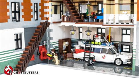 swiss ghostbusters   gonna call lego
