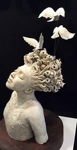 Little Dreamer Ceramic Stoneware Sculpture Amanda Robin ...