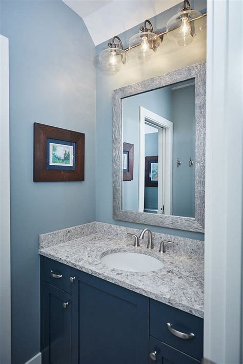 bathroom vanity paint color  benjamin moore deep royal