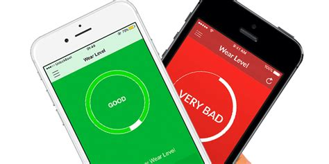 level on iphone how to check battery wear level on iphone