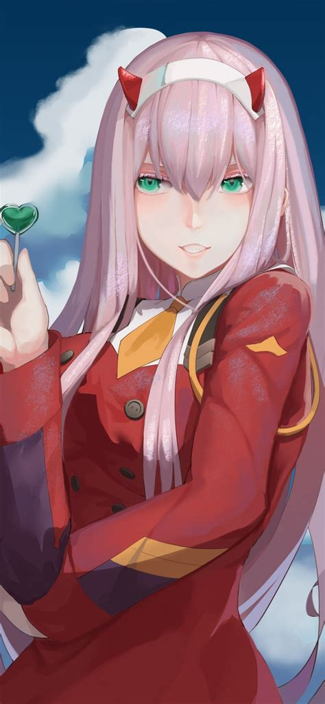Beautify your iphone with a wallpaper from unsplash. Zero Two Wallpaper Iphone - Darling In The Franxx Iphone 8 ...