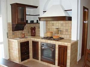 Cucina Muratura Prezzi Piastrelle Da Cucina Rustica