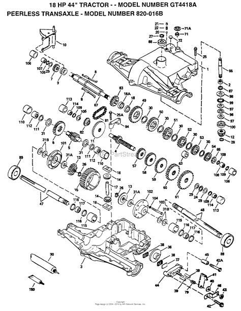 aypelectrolux gta  parts diagram  peerless