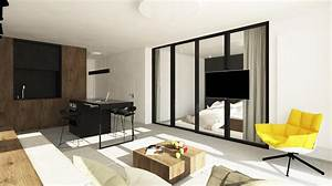 two room apartment rozadol bratislava slovakia rules With interior design bedroom rules