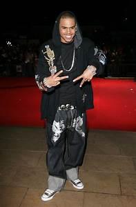 Chris Brown Photos Photos World Music Awards 2006