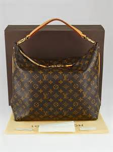 louis vuitton monogram canvas sully mm bag yoogis closet