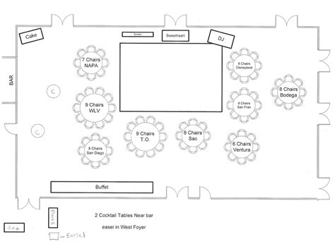 wedding reception layout 1000 images about wedding floor plans on pinterest