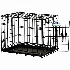precision pet precision pet pro valu great crate two With dog crate gate