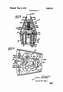 Patent Us3660741 - Governor Controlled Food Mixer
