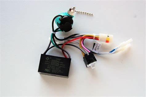 Hunter Ceiling Fan New Parts Wiring Harness Capacitor