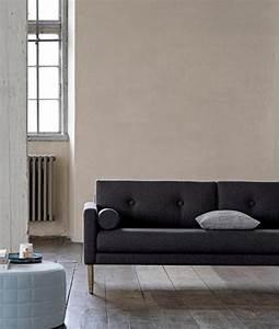 beige anthrazit und himmelblau im wohnzimmer bild 2 With markise balkon mit tapete beige braun