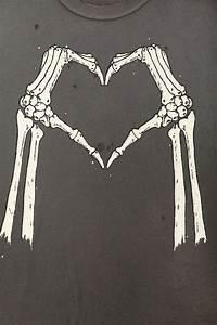 UNIF Skeleton Hand Muscle Tank Top   Skeleton love, Muscle ...