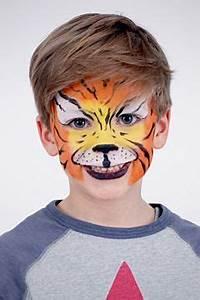Karneval Gesicht Schminken : tiger schminken leicht gemacht tiger schminken gesicht schminken und karneval ~ Frokenaadalensverden.com Haus und Dekorationen