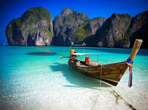 Koh Phi Phi Places To Visit In Koh Phi Phi Thailand