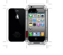 how to make a paper iphone iphone 5 template horseshowch s