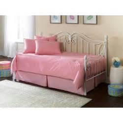 southern textiles pink daybed ensemble 5pc walmart com