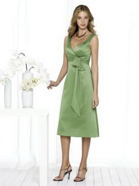 clover green bridesmaid dresses
