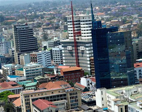Nairobi Travel Guide And Travel Information