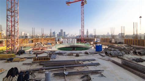 Who Time Lapse Building Construction - time lapse