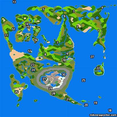 Dragon Warrior Maps Rpg Quest Cave Switch