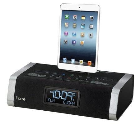 alarm clock radio   ipad iphone  ipod