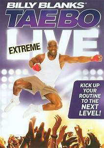 Billy Blanks Tae-Bo: Extreme Live (DVD) | DVD Empire