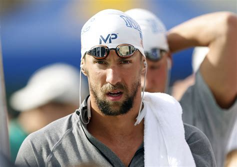 video michael phelps talks about focused training
