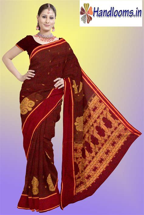 Ethnic Handloom Cotton Sarees | Hair and Beauty