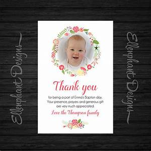 21 christening thank you cards free printable psd eps for Baptism thank you card template