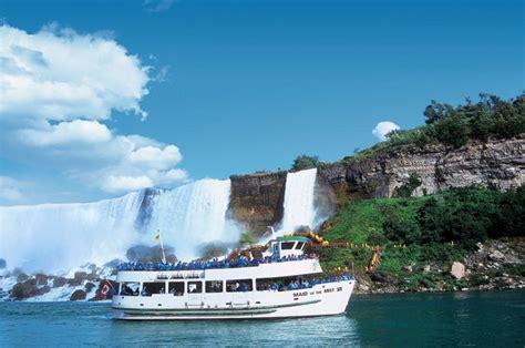 Niagara Falls Boat Tours Usa by Niagara Gazette Of The Mist Gives Back Niagara