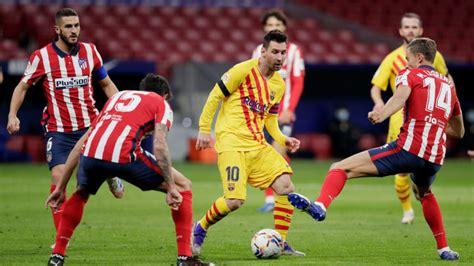 Barcelona Suffer LaLiga Low in Atletico Madrid Loss