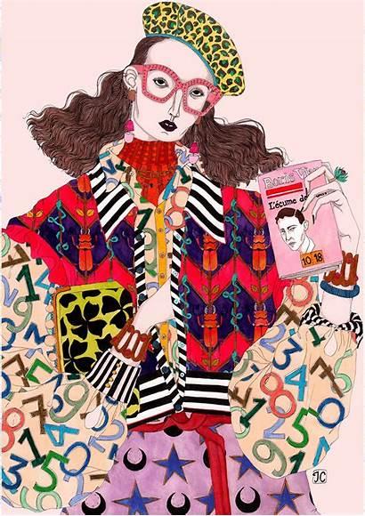 Combot Jeremy Illustration Closet Dream Illustrations Wardrobe