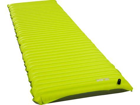 thermarest trekker chair with neoair neoair 174 trekker three season backpacking air mattress