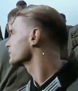 potongan rambut tentara nazi jerman agama ilmu