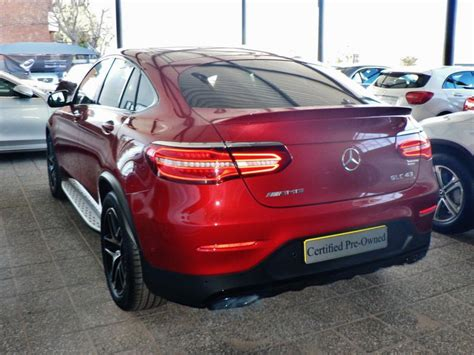Every used car for sale comes with a free carfax report. 2017 Mercedes-Benz GLC 43 AMG for sale | 500 Km | Automatic Tiptronic transmission - Naledi Motors