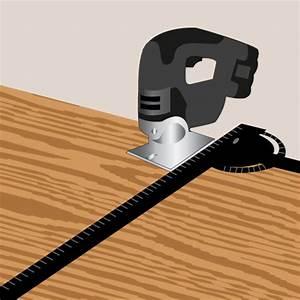 Decoupe Plan De Travail : d couper un plan de travail en bois plan de travail ~ Dode.kayakingforconservation.com Idées de Décoration