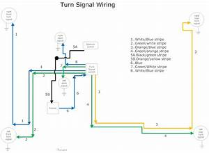 66 Mustang Turn Signal Diagram Wiring Schematic