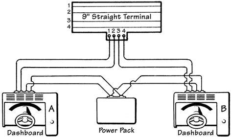 Slot Car Track Wiring Diagram by Slot Car Digest Motoring And Racing Slotcar Magazine